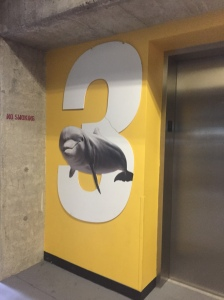 Georgia Aquarium Parking Garage