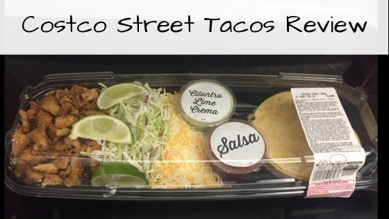 Costco Street Tacos Review