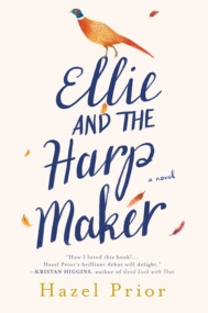 Ellie and the Harpmaker book review