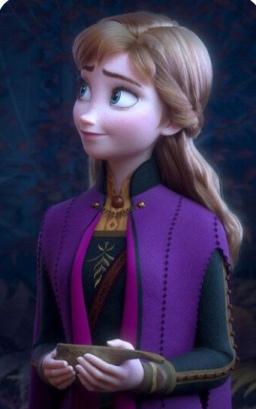 Anna, Frozen 2