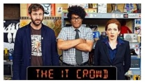 30 Minute Shows You Can Stream: The IT Crowd