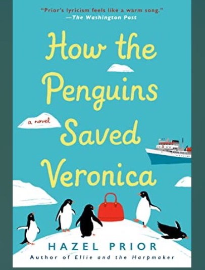 Book Review How the Penguins Saved Veronica