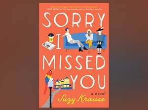Book Review: Sorry I Missed You